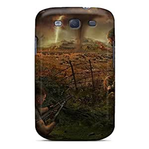 Premium Galaxy S3 Case - Protective Skin - High Quality For Battlefield by lolosakes