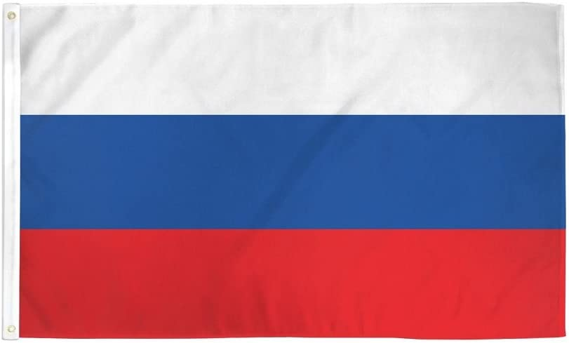 2x3 Russian Flag Russian Federation Banner Country Pennant
