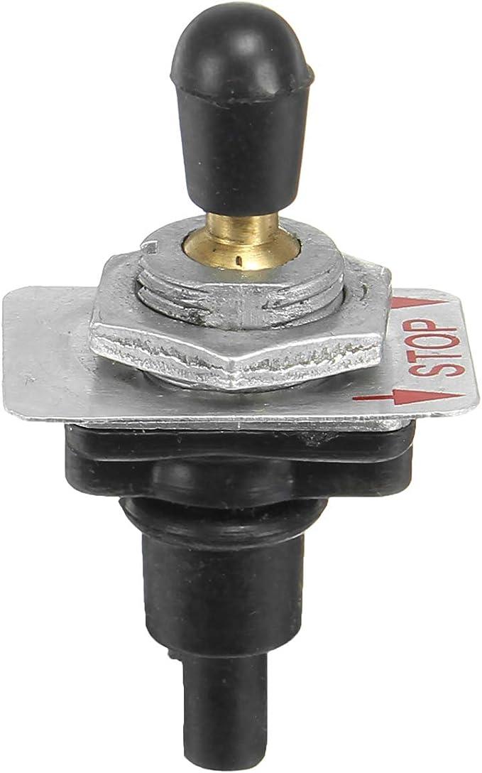Compatible Stihl 08s Ts350 Ts360 030 031 041 045 051 056 075 Interrupteur Arrêt