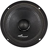 APMB-6 6 250 Watt Dynamic Loudspeaker Full Range 8 Ohm Car Audio (1 Pair)