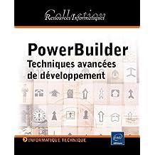 PowerBuilder: Techniques avancées de développement (Res.Inf)