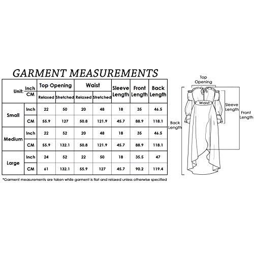 907491268bbf Anna-Kaci Womens Casual Boho Long Sleeve Off Shoulder Renaissance Peasant  Dress