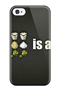 Andrew Cardin's Shop Best 9207312K90257960 Tpu Case Cover Compatible For Iphone 4/4s/ Hot Case/ Portal