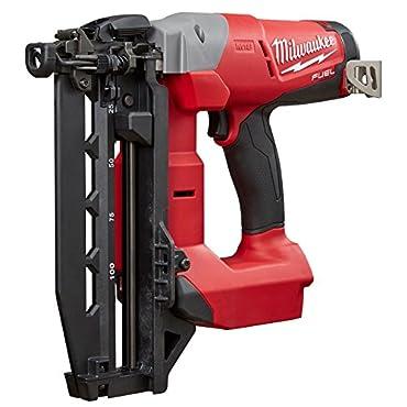 Milwaukee 2741-20 M18 FUEL 16ga Straight Finish Nailer (Tool Only)