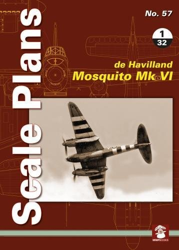 de Havilland Mosquito Mk VI  1/32 (Scale ()