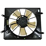 Radiator Cooling Fan Assembly Driver Side Left LH