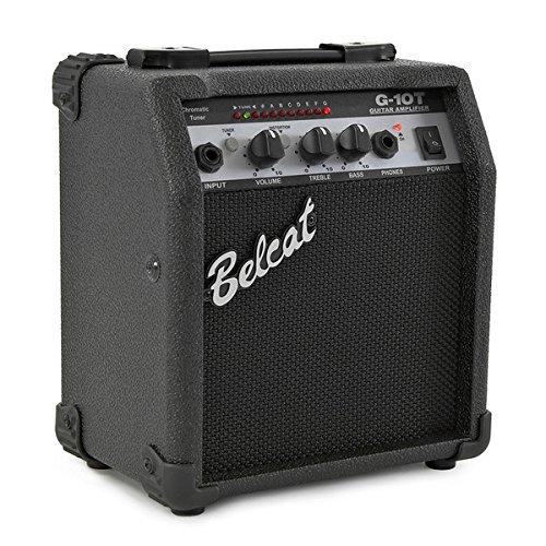 Belcat 10w Practice Amp with Built-in Tuner