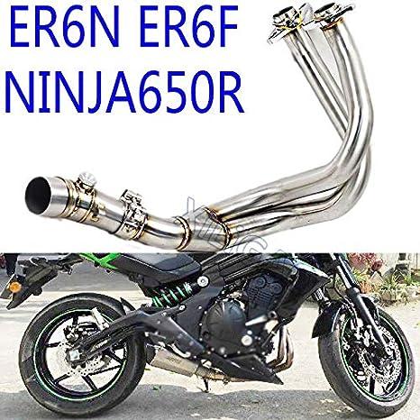 Fincos Motocicleta para Kawasaki ER6N ER6F Connect Link ...