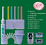WAYCOM Non-electric Oral Dental Irrigator Tooth Flush Deep Clean Faucet Water Flossers (MK104D) Review