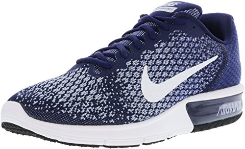 Herren 2 Max Sequent Turnschuhe Air Nike Blau 6qFARz