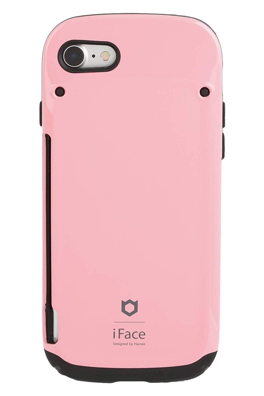 dd6155e671af5c iFace Innovation Standard iPhone8 / 7 ケース ICカード収納