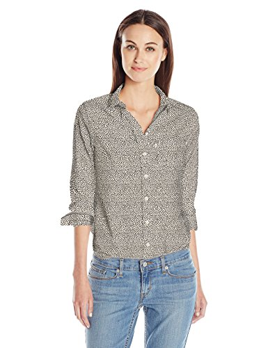 Levi's Women's Modern One Pocket Shirt, thimbleberry Oatmeal, X-Small