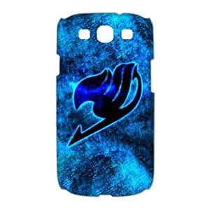 Custom Fairy Tail Hard Back Cover Case for Samsung Galaxy S3 CL427 by runtopwell
