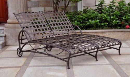 Amazon Double Patio Chaise Lounge Kitchen Dining