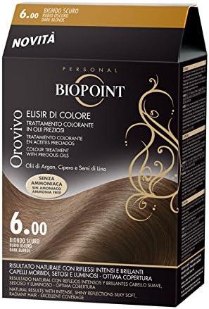 BIOPOINT Orovivo 6 Rubio Color Color Tinte permanente del ...