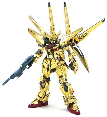 Gundam Seed Destiny Shiranui Akatsuki 1/144 HG Model Kit