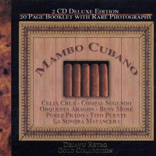 Mambo Cubano: Golden Age of Cuban Music by Retro Music
