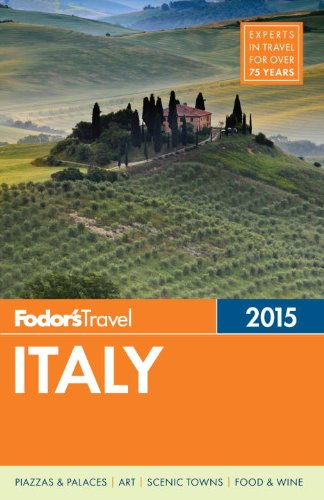 Fodors Italy 2015 (Full-color Travel Guide)
