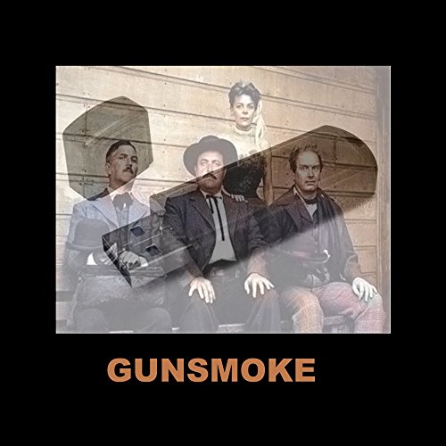 Gunsmoke. Enjoy All 494 Old-Time Radio Shows at Home or While Driving Your Automobile