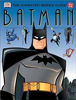 The book series batman animated art
