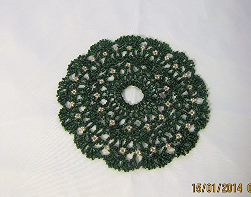 een (Beaded Doily)