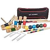 Triumph 6-Player All Pro Croquet Set
