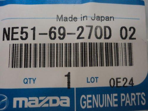 2006-2011 Mazda MX-5 Miata Right Hand Passenger Side Sun Visor OEM NEW