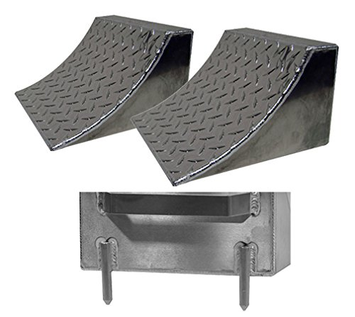 Pit-Pal Products Wheel Chocks 2 pc P/N 277 by Pit Pal Products (Image #1)