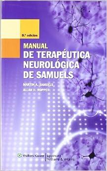 Book Manual de terapeutica neurologica de Samuels