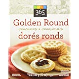 365 Everyday Value Golden Round Crackers, 12 oz