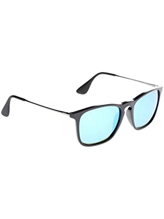 Ray-Ban Gafas De Sol 0Rb4187 Chris - 54Mm Negro-Light Verde ...