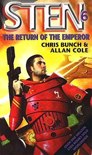 book cover of Return of the Emperor