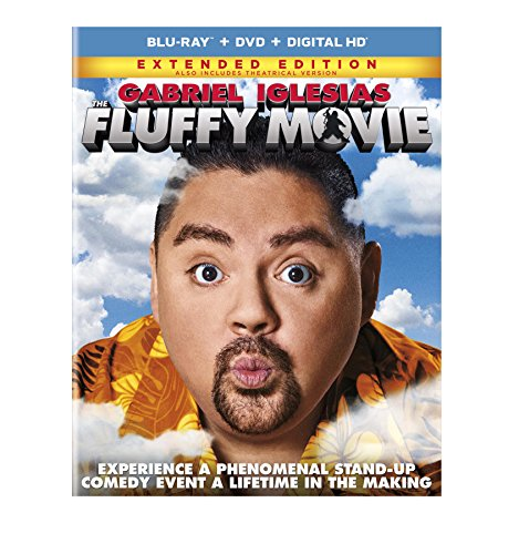 Blu-ray : The Fluffy Movie (Extended Edition, Ultraviolet Digital Copy, Snap Case, Slipsleeve Packaging, 2 Disc)