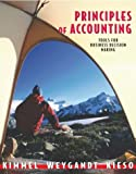 Principles of Accounting with Annual Report, Kimmel, Paul D. and Kieso, Donald E., 0471401331
