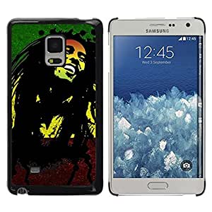 Impact Case Cover with Art Pattern Designs FOR Samsung Galaxy Mega 5.8 Jamaica Reggae Music Rasta Weed Betty shop