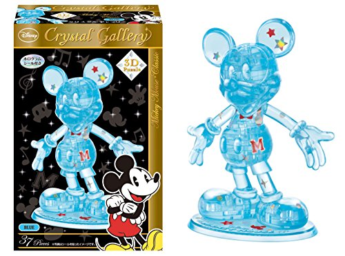 crystal gallery mickey mouse classic