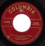 Because Of You/Half As Much/Cold Cold Heart/ Song From Moulin Rouge (VG++ 45 rpm)