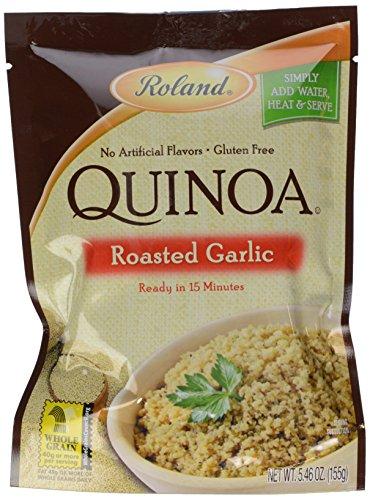 Roland Roasted Garlic Quinoa, 5.46 oz