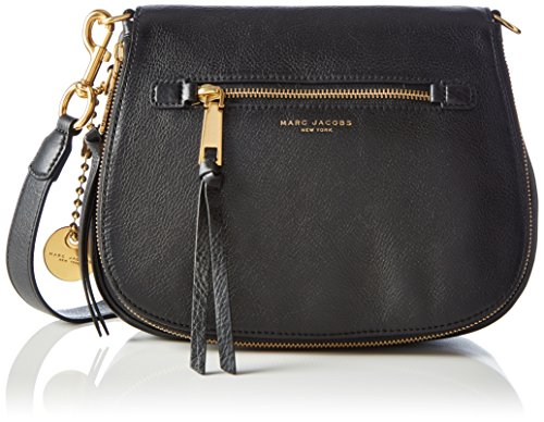 Bag Saddle Black à sac Noir Marc Jacobs 001 main Recruit axAwqRqB