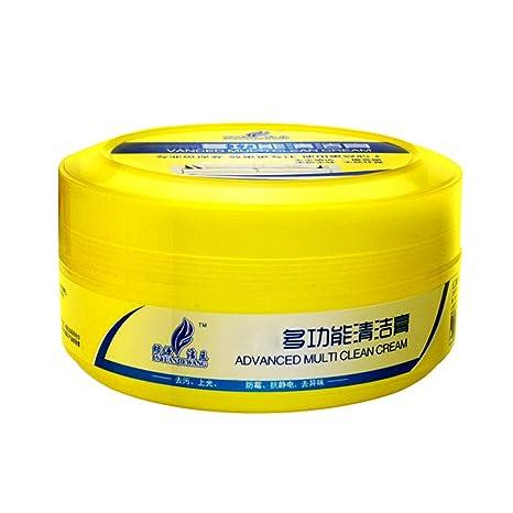 QXLhxuIo Limpiador de Cuero Multifuncional Amarillo ...