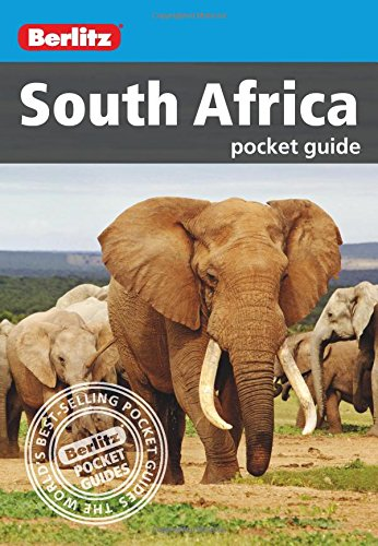 Berlitz: South Africa Pocket Guide (Berlitz Pocket Guides)