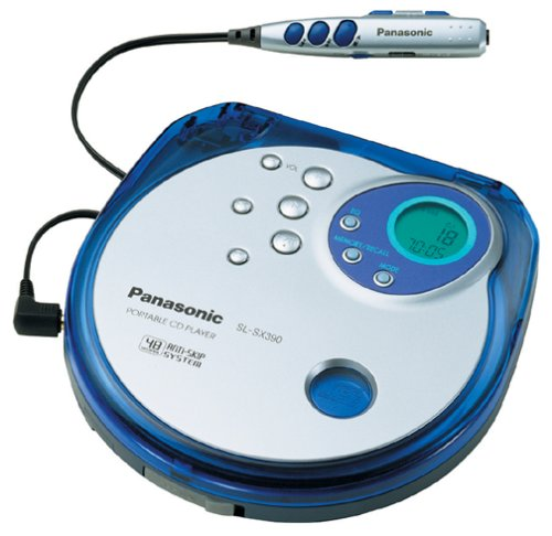 ortable CD Player (Discontinued by Manufacturer) (Panasonic Bushings)