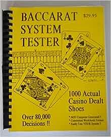 Baccarat System Tester