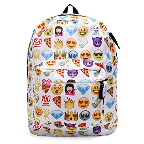 Jeteven Cute Backpack School Book Backpack Shoulder Bag Schoolbag for Girls Boys by Jeteven