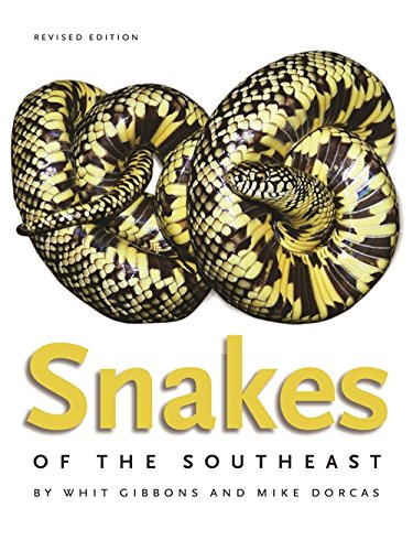 - Snakes of the Southeast (Wormsloe Foundation Nature Book Ser.)
