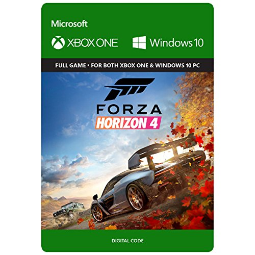 Forza Horizon 4 Digital Standard - Xbox One [Digital Code] by Microsoft