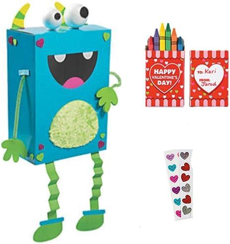 MMS Gifts - Kit de buzones de San Valentín para Crear tu Propio ...