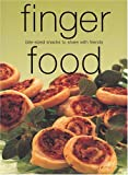 Finger Food: Bite-Sized Snacks to Share with Friends (Laurel Glen Little Food Series)