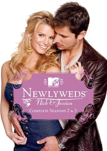Newlyweds: Nick & Jessica - The Complete Second and Third Seasons by Jessica Simpson