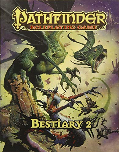 Pdf Science Fiction Pathfinder Roleplaying Game: Bestiary 2 Pocket Edition